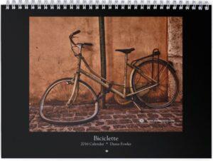 Biciclette Wall Calendar